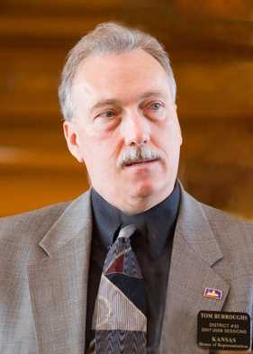 Representative Tom Burroughs