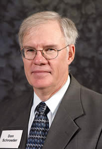 Representative Don Schroeder